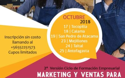 Seminario Marketing Digital y Ventas para Emprendedores en la Era Digital